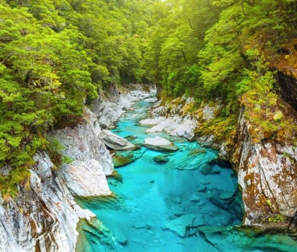 Turismo de nueva zelanda 5 lugares m gicos que no te for Piscina uvigo